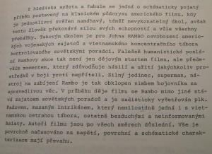 Ve druhem cisle z roku 1988 byl probiran i pripad promitani filmu Rambo II., o kterem v tomto cisle Logru pise Adam Havlik